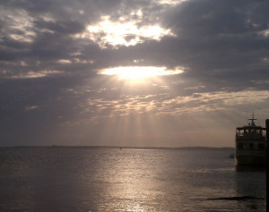 daufuskie island sunrise kayaking tour