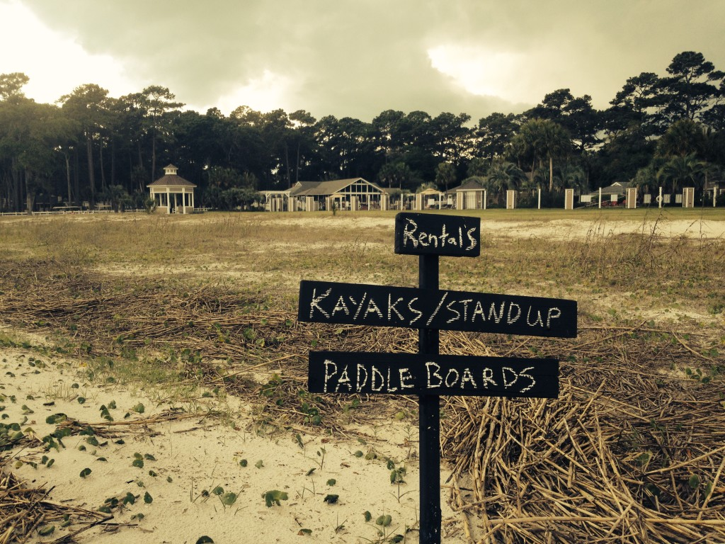 Kayak and Stand Up Paddle Board Rentals Daufuskie Island