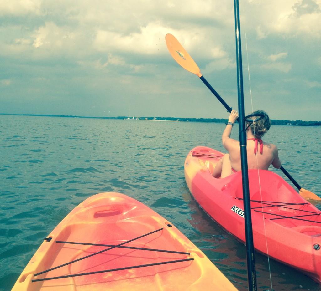 Melrose Kayaking Tour Daufuskie Island