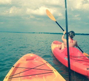 Melrose Kayaking Tour Daufuskie Island