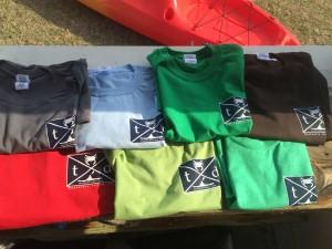 tour daufuskie t-shirts