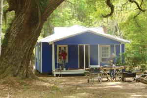 Frances Jones Home, Daufuskie Island, Tour Daufuskie, Daufuskie Rental