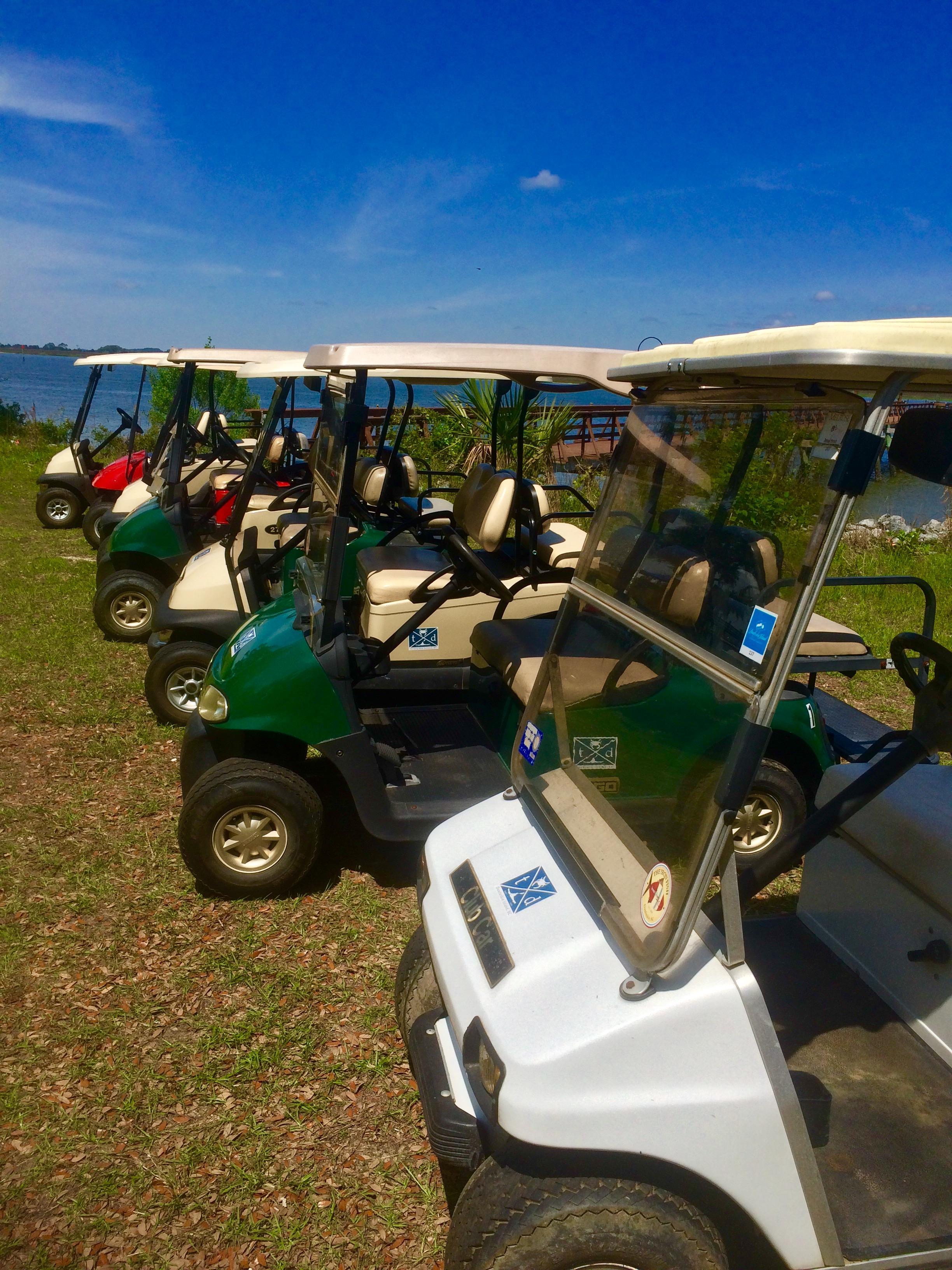 Daufuskie Island Golf Cart Rentals - Tour Daufuskie