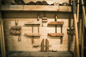 Daufuskie Island Wine and Woodworks Tools