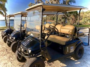 Tour Daufuskie offers daily and overnight golf cart rentals for those longer stays.