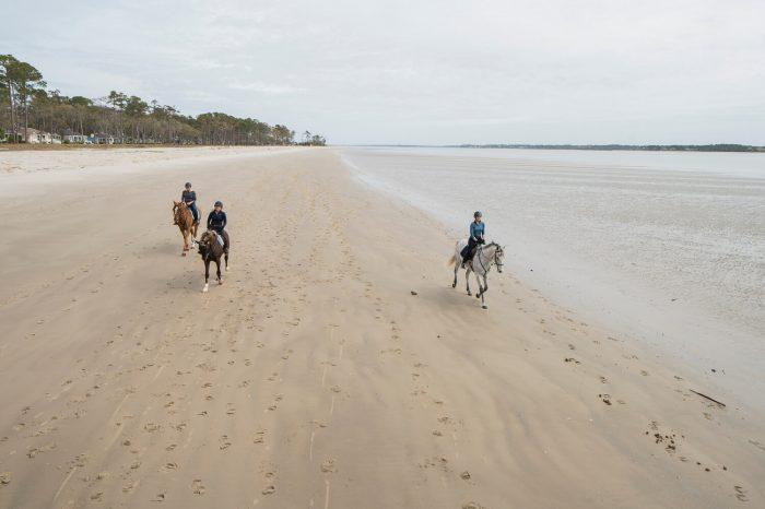 Horseback Beachfront Rides