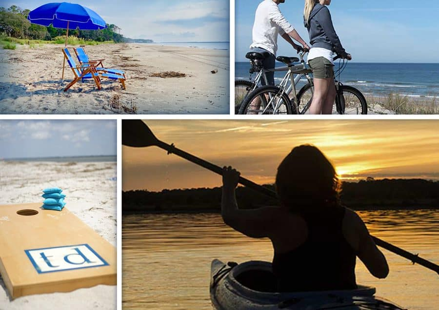 Tour Daufuskie Rentals and activities on Daufuskie Island.